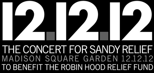 The Who to play Concert For Sandy Relief