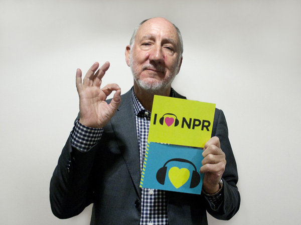 Live interview on NPR Talk of the Nation
