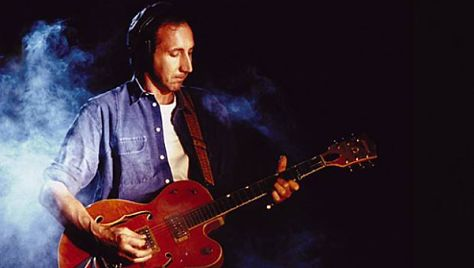 Pete Townshend 80s gigography