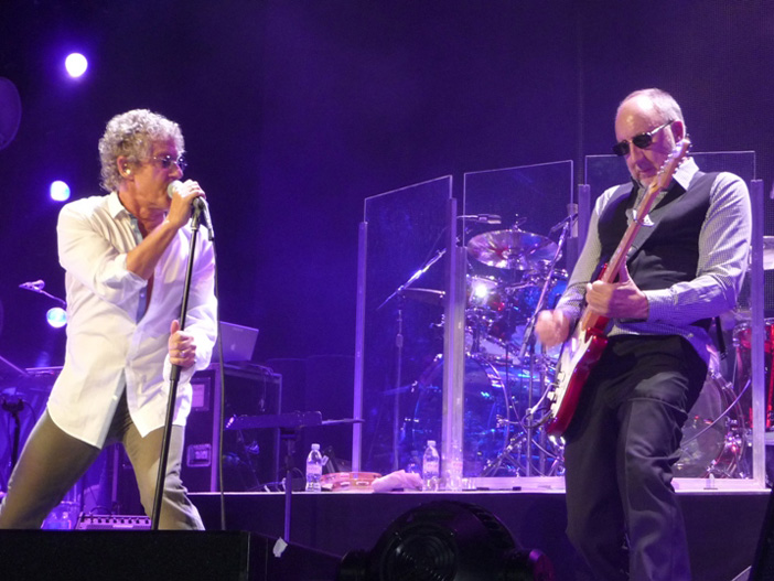 The Who's Quadrophenia tour kicks off!