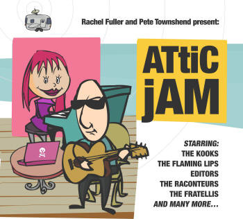 Attic Jam CD iTunes