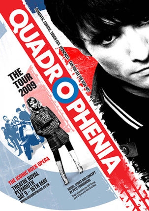 New Quadrophenia stage productions page is up!