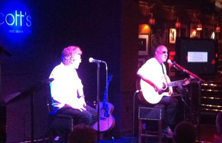 The Who Press Conference Ronnie Scotts