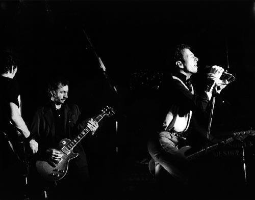 The Clash Brighton Centre Jan-8-1980