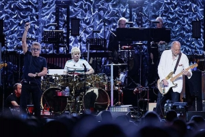 The Who Moving On tour 2019